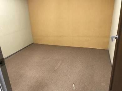 Taman usahaniaga Bukit mertajam Office space ready for rent