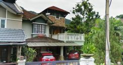 RENOVATED ENDLOT Taman Melawati 2 sty terrace house (rumah teres)
