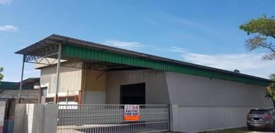 28,000 Sq.ft. Well Maintain Factory Cum Warehouse at Sungai Petani