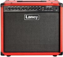 Laney LX65R Red Combo Guitar Amp - 65W