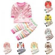 SC10 Set of Infant Baby Kid Top and Bottom Baju da