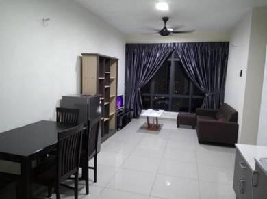Kempas Utama D'Summit Residences (FF) For Sale Nearby Setia Tropika