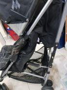 Maclaren black umbrella type stroller