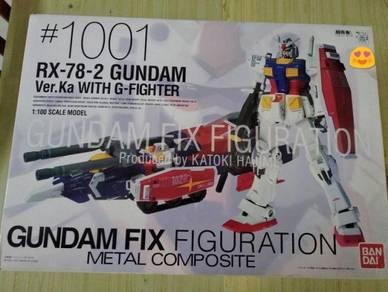 Gundam fix metal composite #1001 rx-78-2
