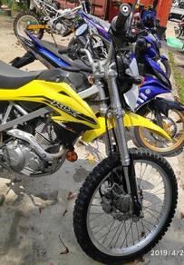 Kawasaki 150BF