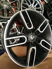 Sport rim used 18