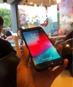 Iphone 7 plus mattblack 64gb