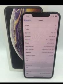 Iphone XS Max 256Gb Gold Original Apple Malaysia