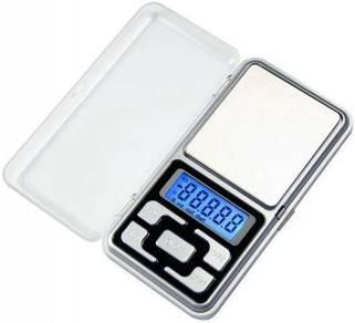 Pocket Scale 0.01/500g Penimbang Emas Mini PRO F