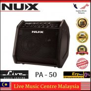 NUX PA-50 Powered Personal Monitor Amplifier PA50