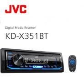 New Original JVC KD-X351BT Bluetooth Media Player