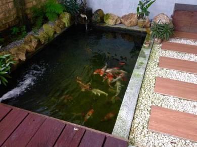 Ikan kap gred A malaysia