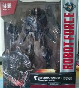 Transformers leader class megatron rendsora