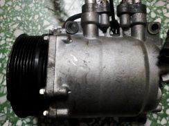 Honda accord CL7 CL9 type euro.r compressor