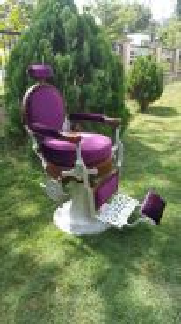 Antique Barber Chair Antik