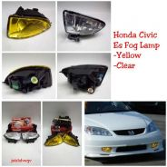 Honda city Es 1.7 ES1.7 fog lamp foglamp light