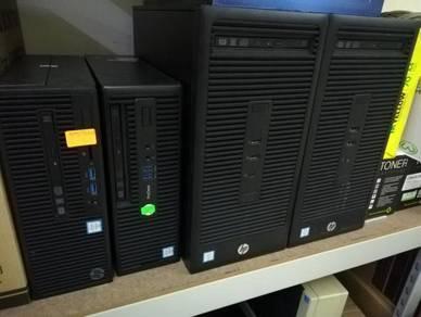 HP Elite Intel Core i3 6th Gen CPU