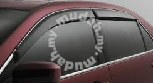 Mitsubishi asx door visor 1 set