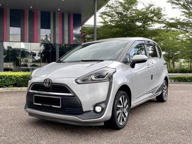 Used Toyota Sienta for sale