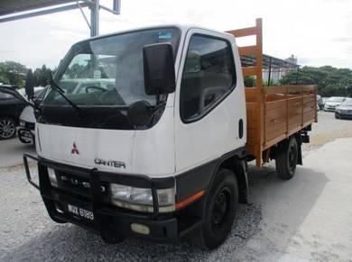 Mitsubishi Fuso 2008 FB511B 2.8 CANTER KARGO AM