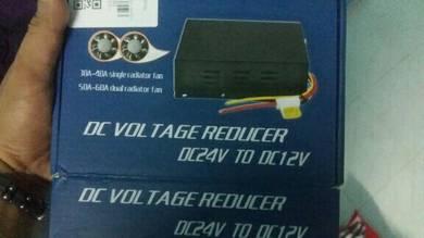 CONVERTER -Dc 24v to 12v converter-