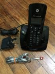 Motorola Cordless Handset C401A
