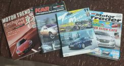 Car magazines - various car magazines x 50 books