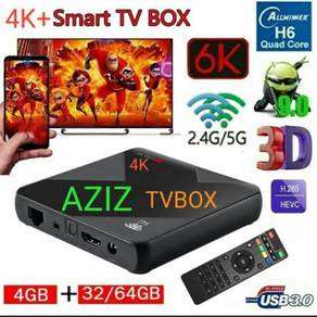 4K+Msia UHD Android tv box