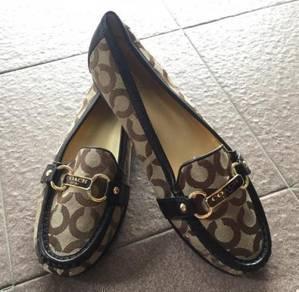 Authentic Coach shoes women new condition