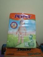 Petpet diapers clearance