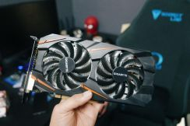 Gigabyte GTX GeForce 1060 Windforce OC 3G