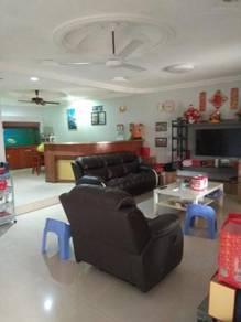 Desa Tebrau JLN rebab 2 storey 24x80 full renovated G&G face SouthEast