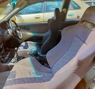 Recaro Evo 3 & Bucket seat Proton Satria Wira