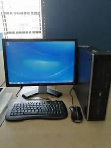 HP elite8000 pc