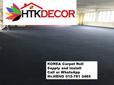 The best carpets roll with installation 106CE