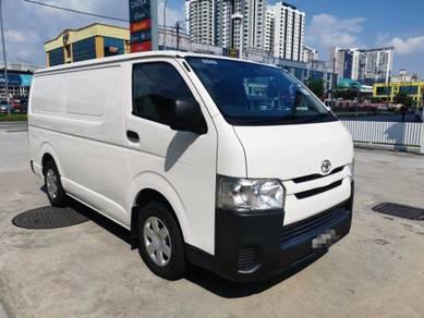 2014 TOYOTA Hiace 2.5 (M) Panel Van New Facelift