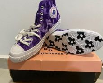Converse x golf le fleur �tillandsia purple�
