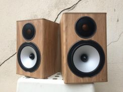 Speakers & DC Solid State Integrated Amplifier