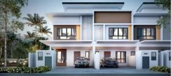 New Double Storey House In Springhills