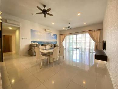 1,755sf fully furnished the loft b condominium imago kota kinabalu