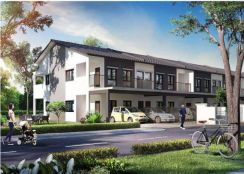 New Freehold Townhouse Gated & Guarded at Seremban (Limited Unit)