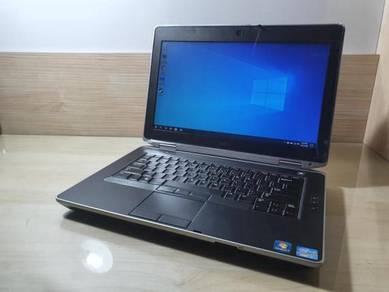 Dell Lattitude E6430 QUAD CORE I7 8GB NVIDIA