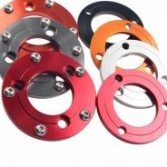 Customise Motorcycle Gasket Flange
