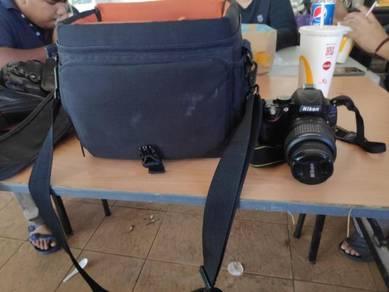 Nikon D5100 DSLR,