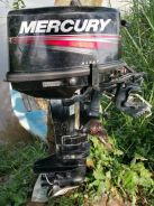 Enjin Sangkut Mercury 8hp (2-stroke)