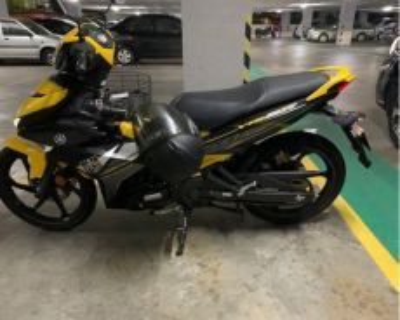 2019 Yamaha Y15ZR