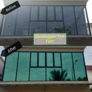 Office & house tinted