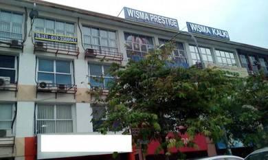 Office for Rent at Lot. 314A 1st Floor, Melawati Square, Taman Melawat