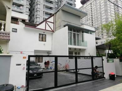 2 Storey Terrace Taman Rasa Sayang Batu 9 Cheras Selangor