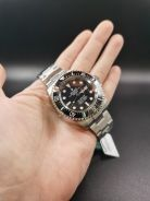 Rolex Deepsea Black 126660 Brand New
